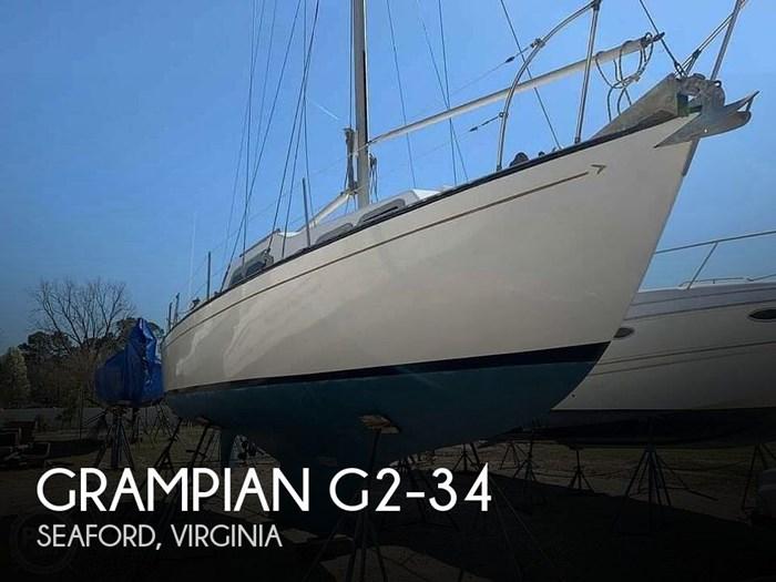 1973 Grampian G2-34 Photo 1 of 20
