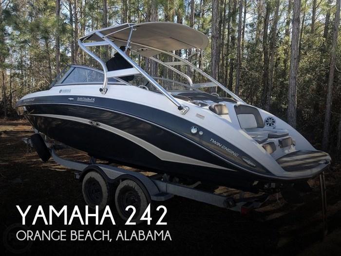 2012 Yamaha 242 Limited S Photo 1 sur 20