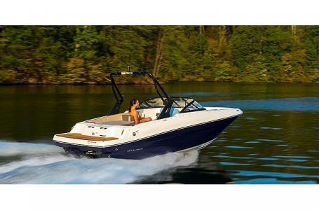 2021 Bayliner VR4 Photo 3 sur 8