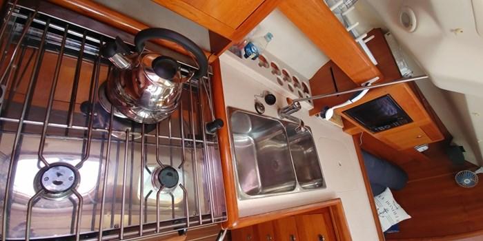 2004 Hunter Passage 420 Photo 10 sur 94