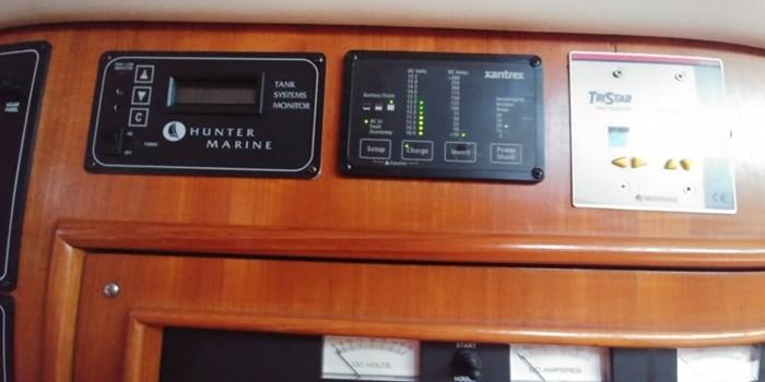 2004 Hunter Passage 420 Photo 39 sur 94