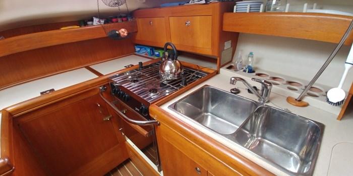 2004 Hunter Passage 420 Photo 52 sur 94