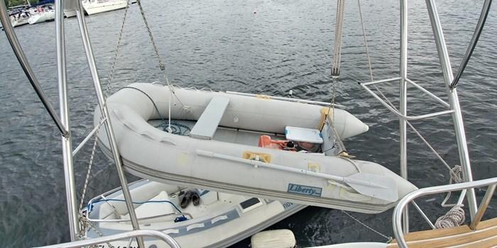 2004 Hunter Passage 420 Photo 69 sur 94