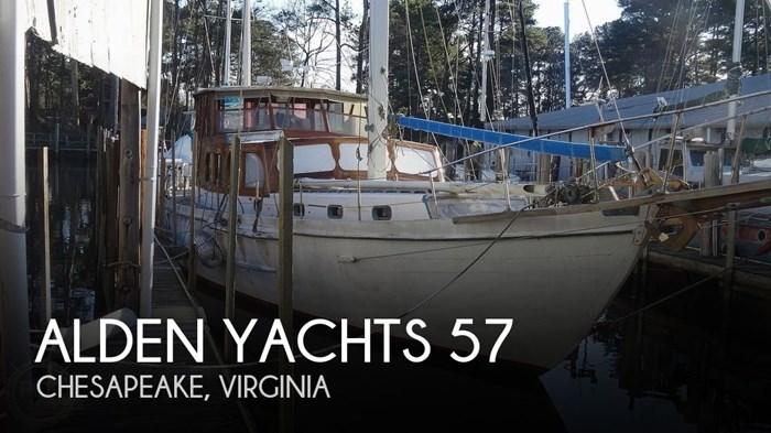 1970 Alden Yachts 57 Photo 1 sur 20