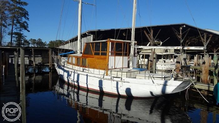 1970 Alden Yachts 57 Photo 6 sur 20