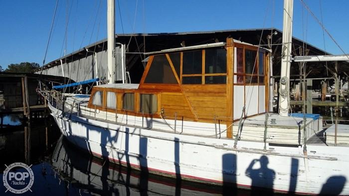 1970 Alden Yachts 57 Photo 8 sur 20