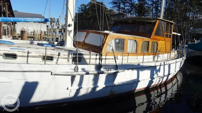 1970 Alden Yachts 57 Photo 10 sur 20