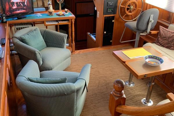 1987 Nova Fishing Cockpit Photo 12 sur 41