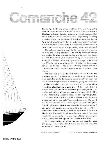 1969 Sparkman Stephens Comanche 42 by Chris Craft Photo 38 of 114