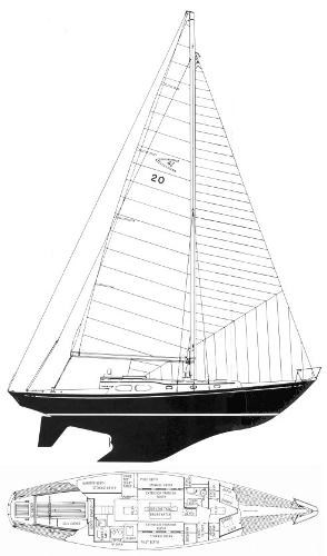 1969 Sparkman Stephens Comanche 42 by Chris Craft Photo 40 of 114
