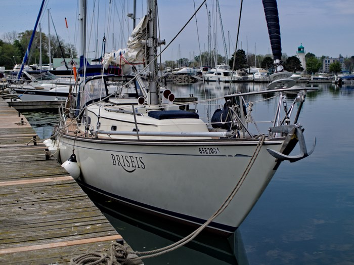 1969 Sparkman Stephens Comanche 42 by Chris Craft Photo 2 of 114