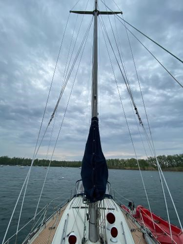 1969 Sparkman Stephens Comanche 42 by Chris Craft Photo 43 of 114