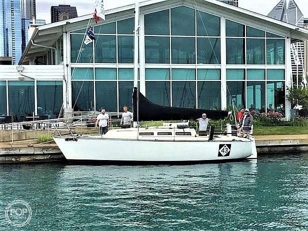 1984 S2 Yachts 9.1m Photo 3 sur 20