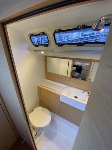 2012 Beneteau First 45 Photo 38 sur 114