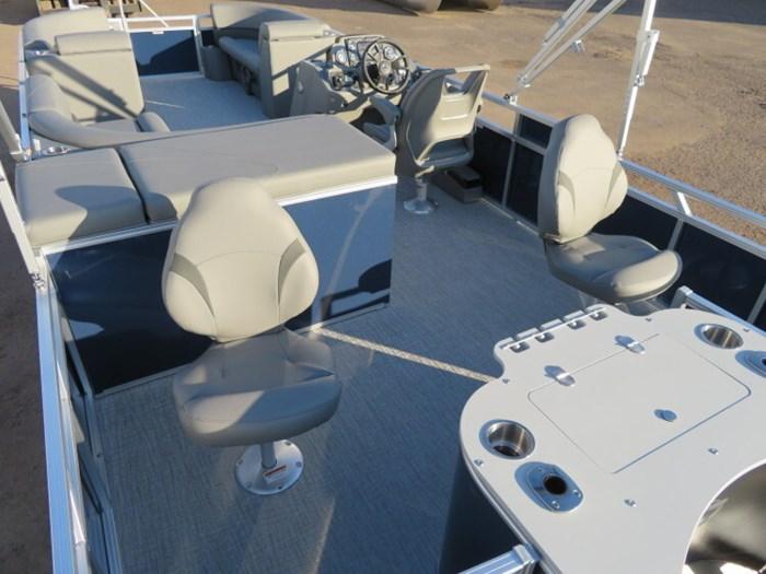 2021 Tahoe 2385 GT - REAR FISH Photo 4 sur 7