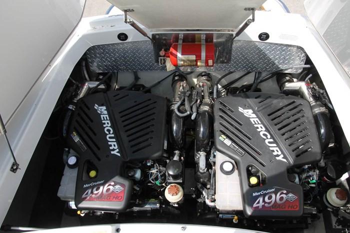 2006 Cobalt 343 Performance Cuddy Photo 7 sur 22