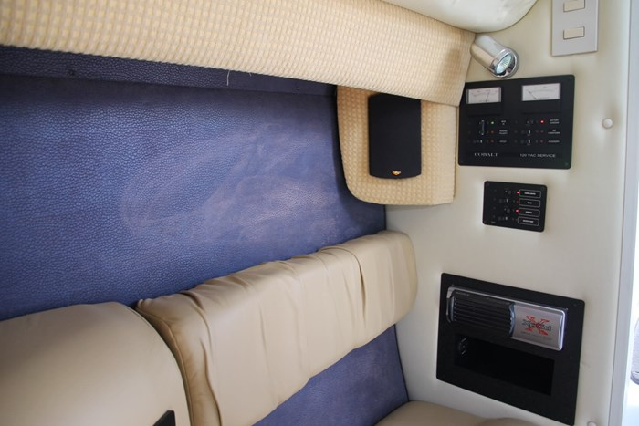 2006 Cobalt 343 Performance Cuddy Photo 20 sur 22