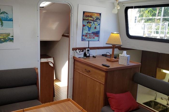 2007 Endeavour Catamaran Power Cat Photo 19 sur 33