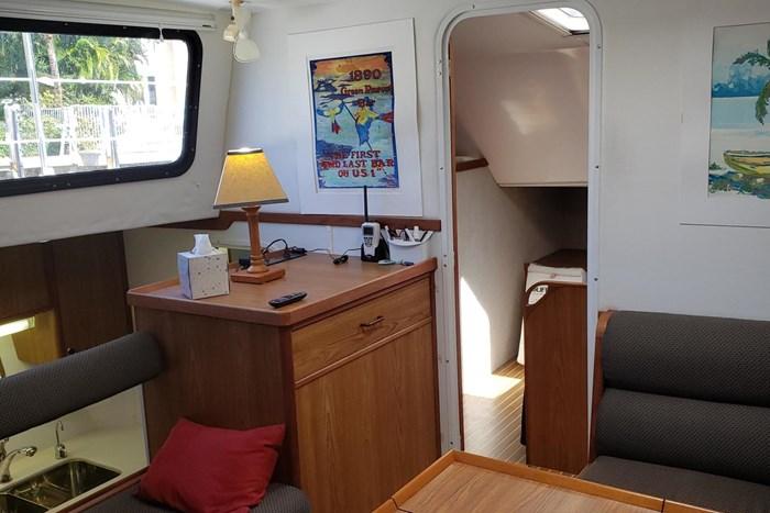 2007 Endeavour Catamaran Power Cat Photo 20 sur 33