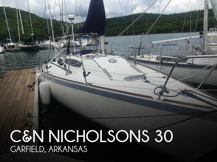 1978 Camper & Nicholsons Nicholsons 30 Photo 1 sur 20