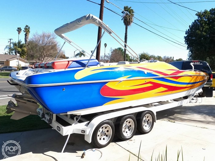 2009 Magic 28 Scepter Open Bow Photo 4 of 20