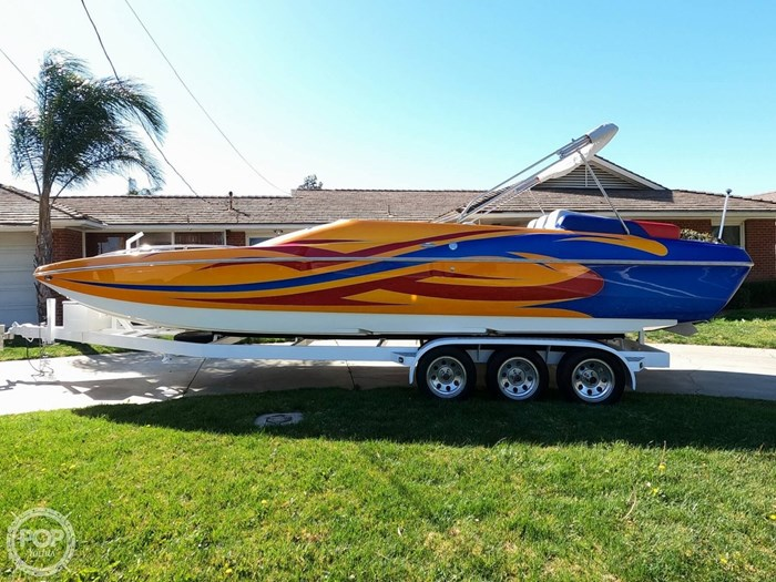 2009 Magic 28 Scepter Open Bow Photo 6 of 20