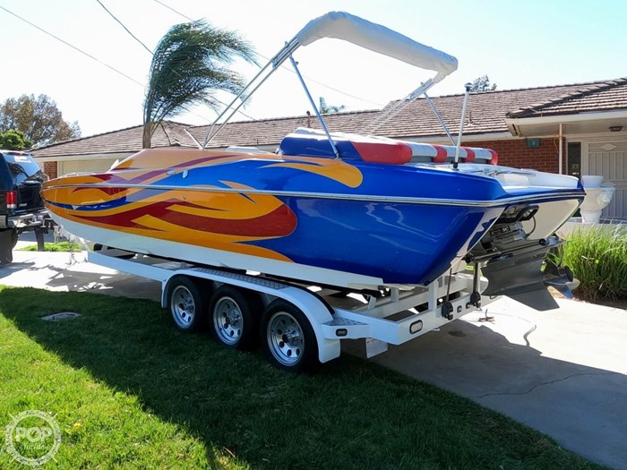 2009 Magic 28 Scepter Open Bow Photo 7 of 20