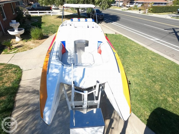 2009 Magic 28 Scepter Open Bow Photo 8 of 20