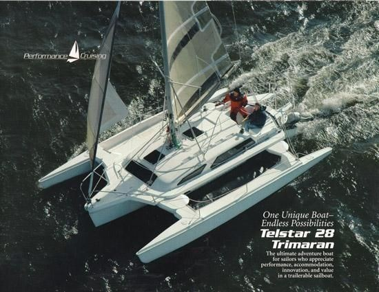 2005 Performance Cruising Telstar 28 Photo 1 of 4