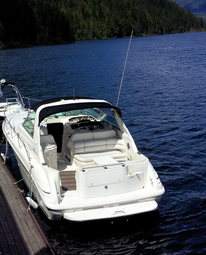 1995 Sea Ray 330 Sundancer Photo 4 sur 20