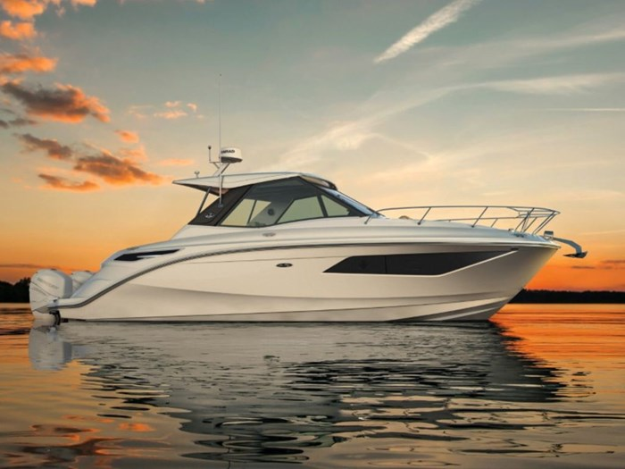 2021 Sea Ray Sundancer 320 Coupe Outboard Photo 1 sur 9