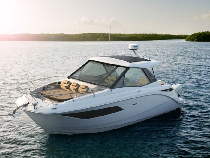 2021 Sea Ray Sundancer 320 Coupe Outboard Photo 2 sur 9