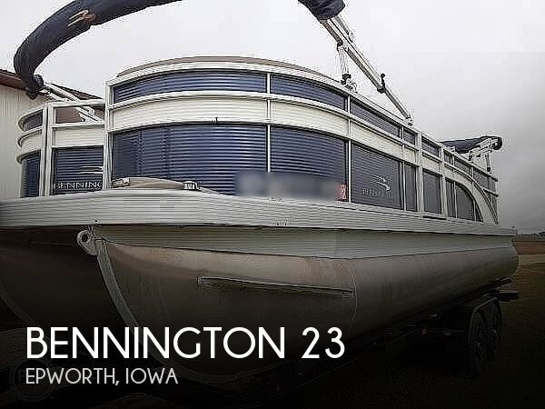 2019 Bennington 23 SSRCXP Photo 1 sur 13