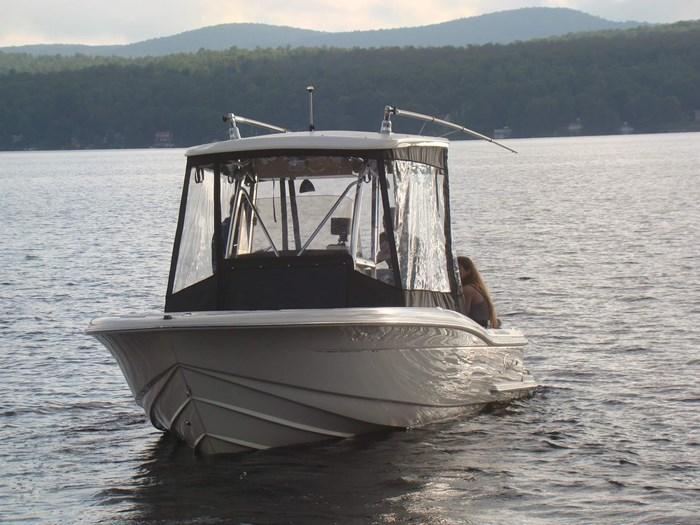 2008 Scout 222 sportfish Photo 7 of 34
