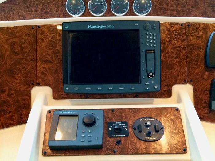 2007 Meridian 580 Pilothouse Photo 6 sur 28