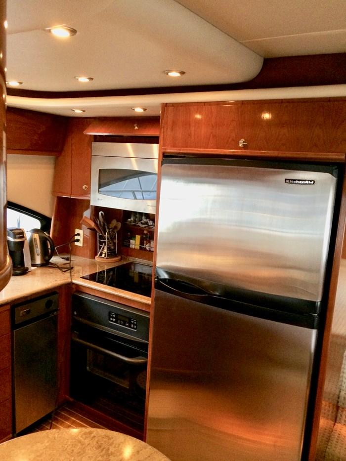 2007 Meridian 580 Pilothouse Photo 14 sur 28