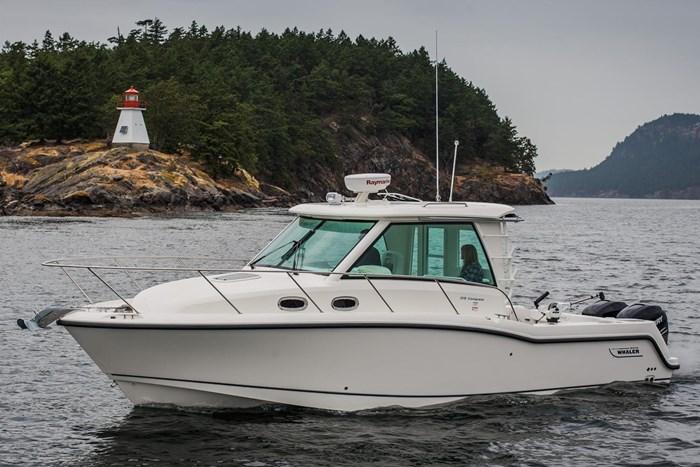 2015 Boston Whaler 315 Conquest Pilothouse Photo 38 sur 41
