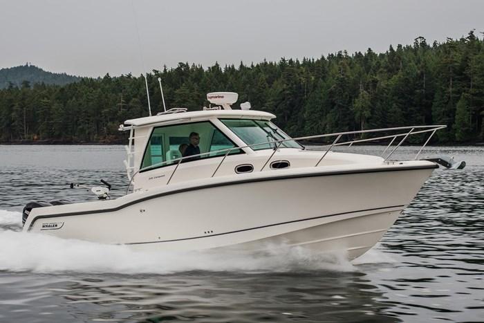 2015 Boston Whaler 315 Conquest Pilothouse Photo 40 sur 41