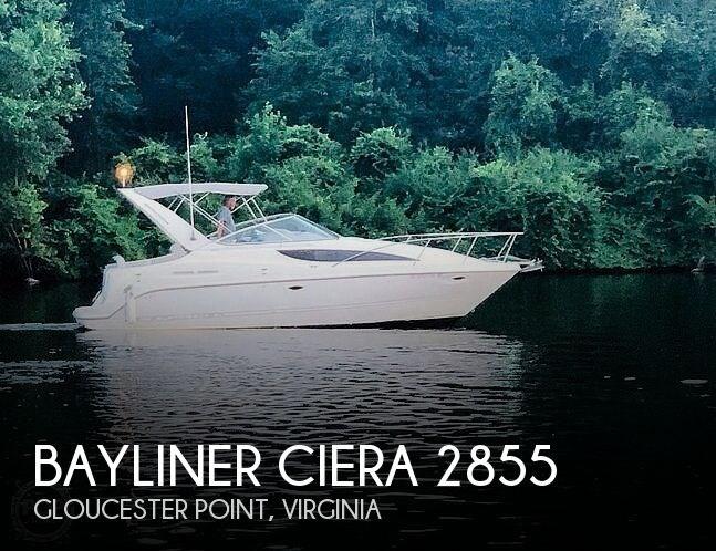 2001 Bayliner Ciera 2855 Photo 1 sur 20