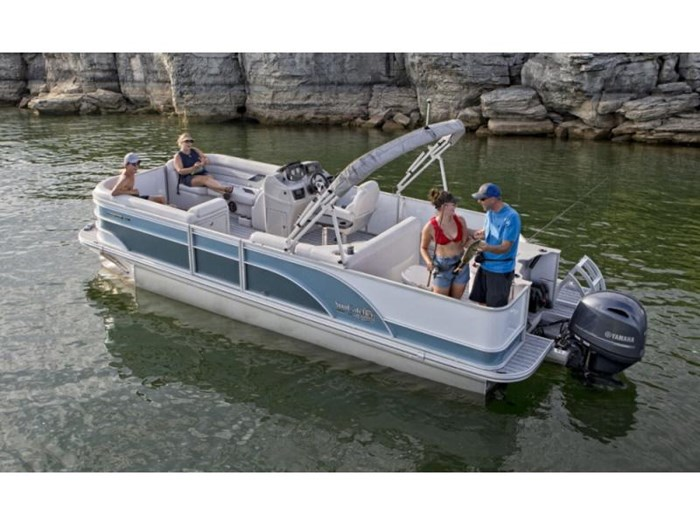 2021 SunCatcher Pontoons by G3 Boats Select 22 RF Photo 1 of 6