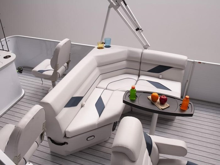 2021 SunCatcher Pontoons by G3 Boats Select 22 RF Photo 5 of 6