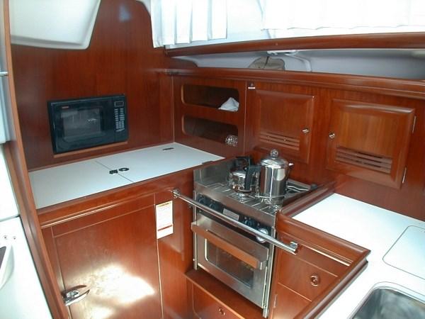 2003 Beneteau Oceanis 393 Photo 20 sur 29