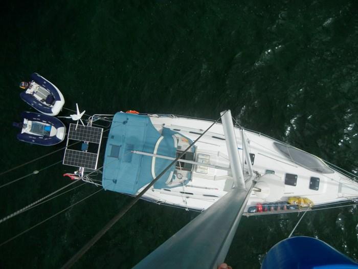 2003 Beneteau Oceanis 393 Photo 6 sur 29