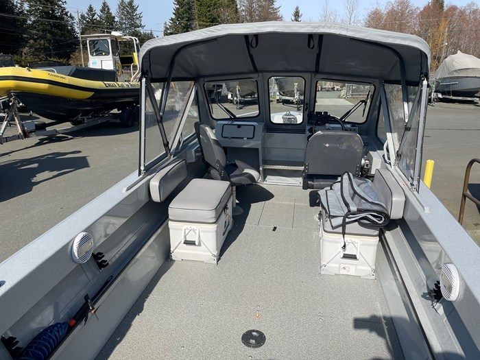2018 Nothwest Boats 207 Compass XT Photo 14 of 19