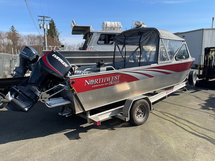2018 Nothwest Boats 207 Compass XT Photo 16 of 19