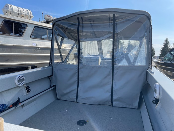 2018 Nothwest Boats 207 Compass XT Photo 12 of 19