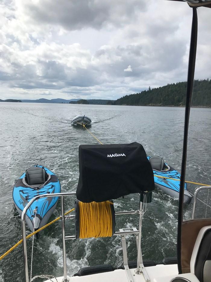 2018 Ranger Tugs 29S Photo 11 of 20