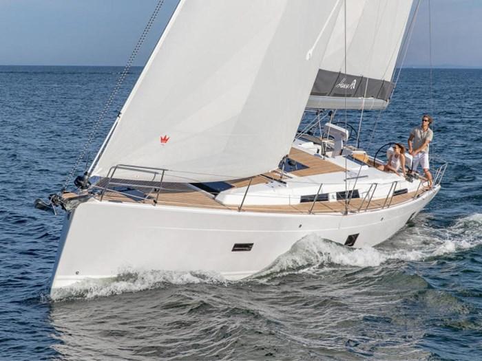 2021 Hanse Yachts 458 #182 Photo 7 sur 30
