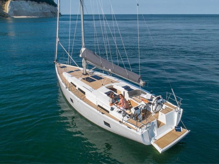 2021 Hanse Yachts 458 #182 Photo 12 sur 30