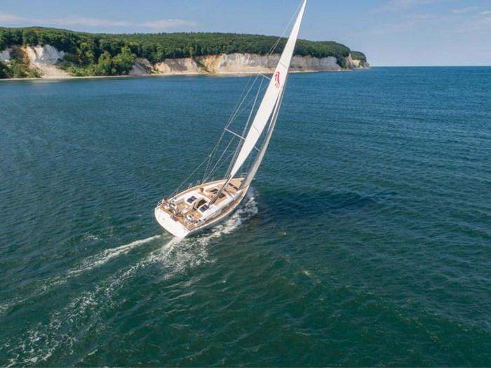 2021 Hanse Yachts 458 #182 Photo 15 sur 30